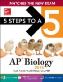 5 Steps to a 5 AP Biology, 2015 Edition  7th 2014 9780071840347 Front Cover