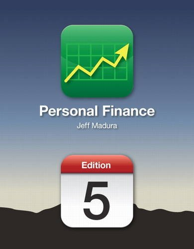 Personal Finance: 1st 2012 edition cover