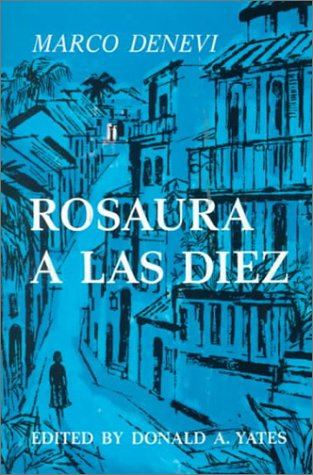 Rosaura a las Diez   1964 (Student Manual, Study Guide, etc.) edition cover