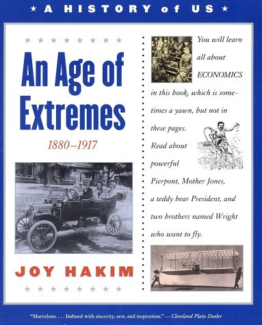 Age of Extremes, 1880-1917  3rd 2003 (Revised) 9780195153347 Front Cover