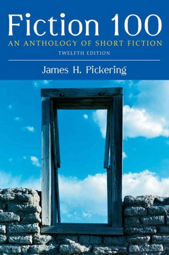 Fiction 100 An Anthology of Short Fiction 12th 2010 edition cover