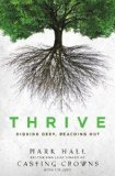 Thrive Digging Deep, Reaching Out  2014 edition cover