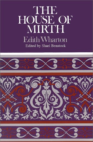 House of Mirth   1994 edition cover