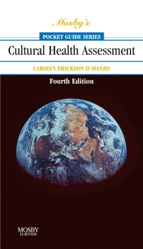 Cultural Health Assessment  4th 2007 (Revised) edition cover