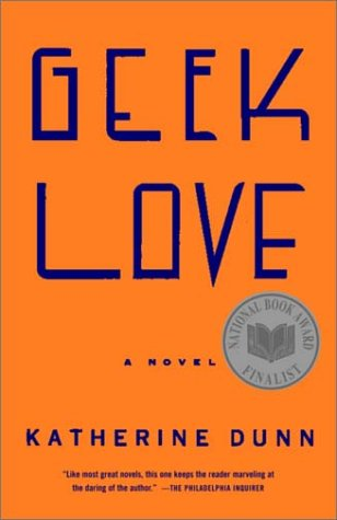 Geek Love   2002 edition cover