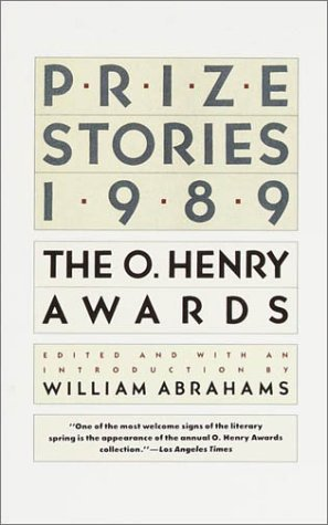Prize Stories 1989 The O. Henry Awards N/A 9780385246347 Front Cover