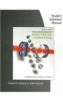 Fundamentals of Analytical Chemistry  9th 2014 edition cover