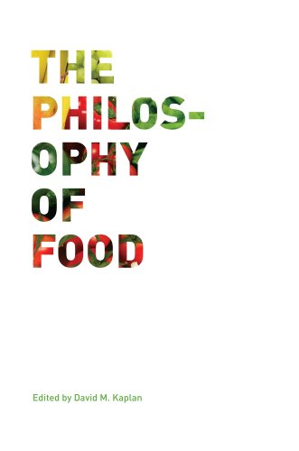 Philosophy of Food   2011 edition cover