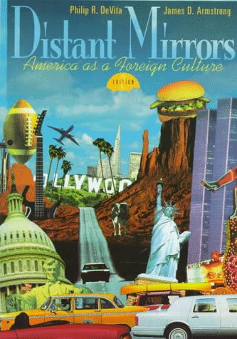 Distant Mirrors America As a Foreign Culture 2nd 1998 edition cover