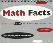 Math Facts Survival Guide to Basic Mathematics 2nd 1995 (Revised) 9780534947347 Front Cover