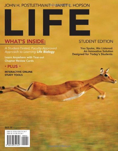 Life   2011 (Student Manual, Study Guide, etc.) edition cover