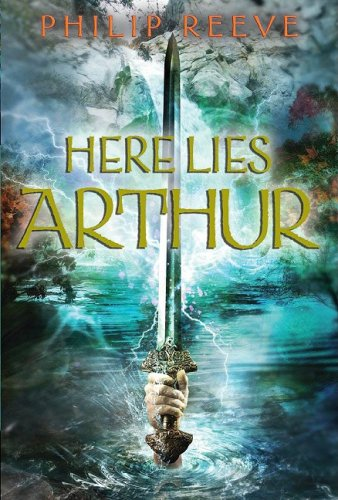 Here Lies Arthur   2008 edition cover