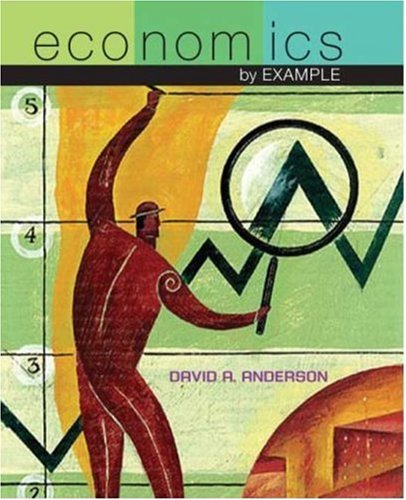 Economics by Example   2006 edition cover