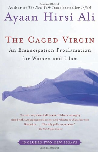 Caged Virgin An Emancipation Proclamation for Women and Islam N/A edition cover