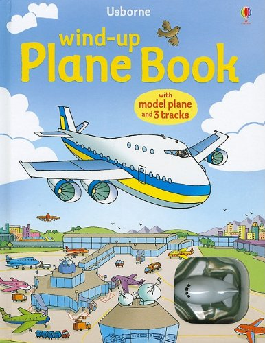 Wind-up Plane  2009 edition cover