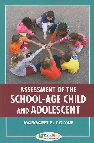 Assessment of the School-Age Child and Adolescent   2011 edition cover