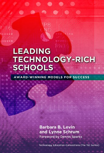 Leading Technology-Rich Schools Award-Winning Models for Success  2012 edition cover