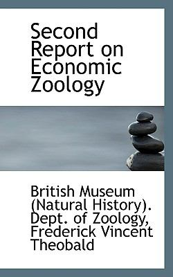 Second Report on Economic Zoology  2009 edition cover