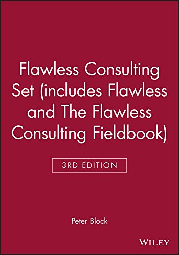 Flawless Consulting   2011 9781118104347 Front Cover