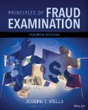 Principles of Fraud Examination  4th 2014 edition cover