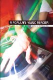 Popular Music Reader   2013 edition cover