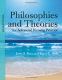 Philosophies and Theories for Advanced Nursing Practice  2nd 2015 edition cover