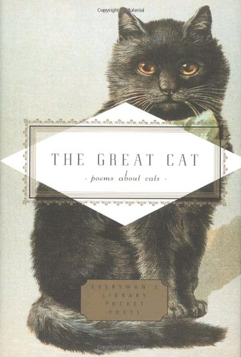 Great Cat Poems about Cats  2005 9781400043347 Front Cover
