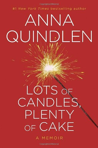 Lots of Candles, Plenty of Cake   2012 edition cover
