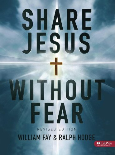 Share Jesus Without Fear - Member Book Revised  N/A edition cover
