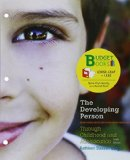 Developing Person Through Childhood and Adolescence:   2015 edition cover