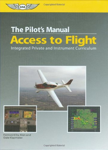 Access to Flight Integrated Private and Instrument Curriculum N/A edition cover