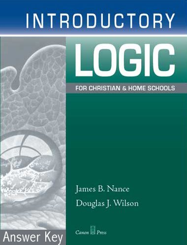 Introductory Logic - Answer Key (4th Edition)   2006 edition cover