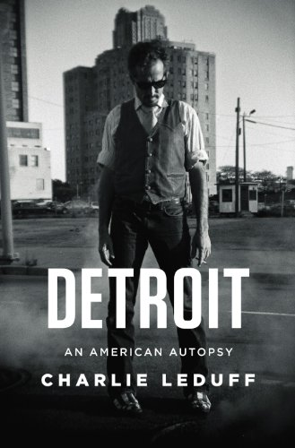 Detroit An American Autopsy  2013 edition cover