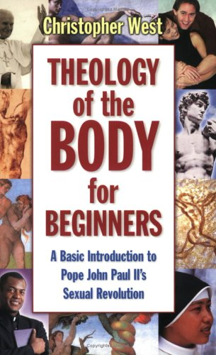 Theology of the Body for Beginners N/A edition cover