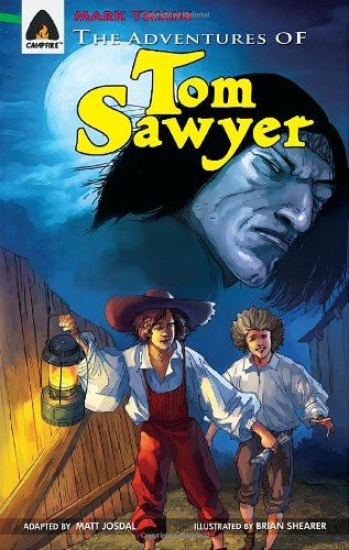 Adventures of Tom Sawyer   2010 edition cover