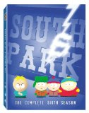 South Park: Season 6 System.Collections.Generic.List`1[System.String] artwork