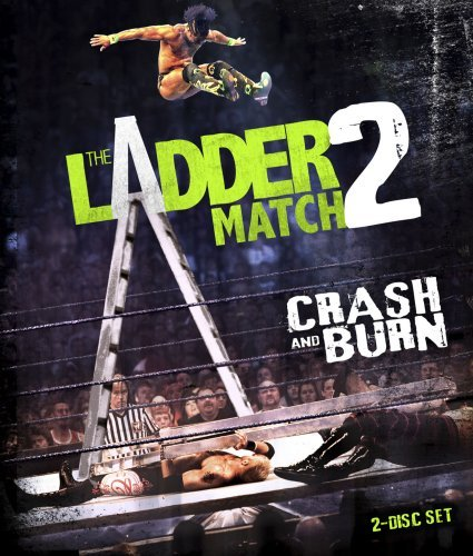 WWE: The Ladder Match 2 - Crash and Burn [Blu-ray] System.Collections.Generic.List`1[System.String] artwork