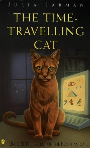 The Time Travelling Cat:   1993 edition cover
