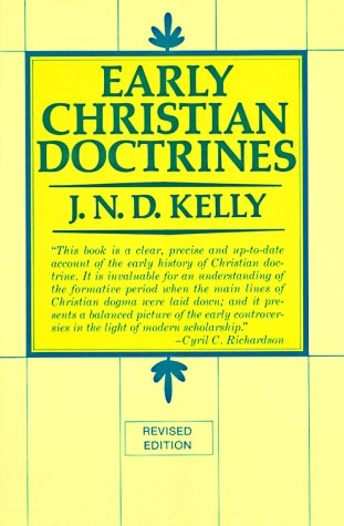Early Christian Doctrine  Revised edition cover