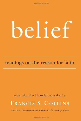 Belief Readings on the Reason for Faith  2010 edition cover