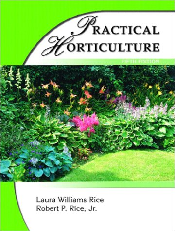 Practical Horticulture  5th 2003 edition cover