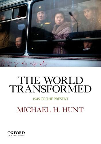 World Transformed, 1945 to the Present   2014 edition cover