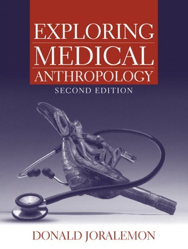 Exploring Medical Anthropology  2nd 2006 (Revised) edition cover