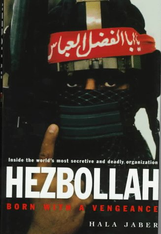 Hezbollah Born with a Vengeance  1997 9780231108348 Front Cover
