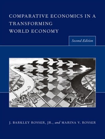 Comparative Economics in a Transforming World Economy  2nd 2004 edition cover