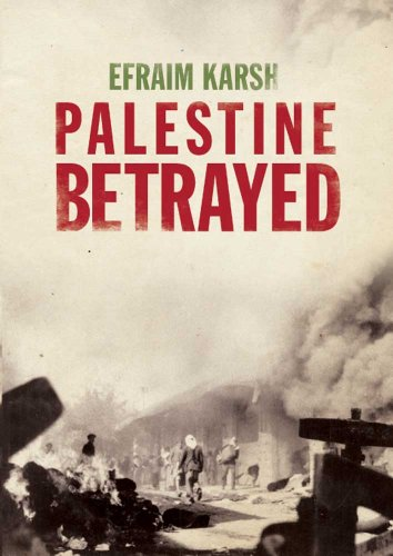 Palestine Betrayed   2011 edition cover
