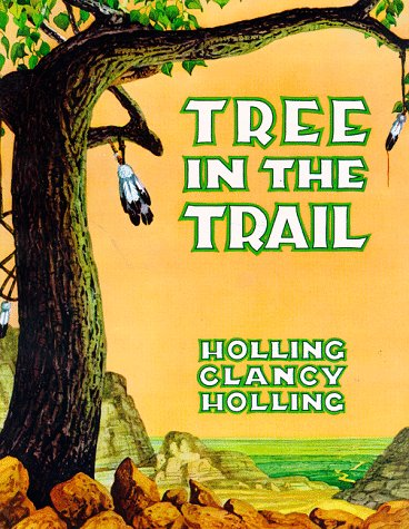 Tree in the Trail   1989 edition cover