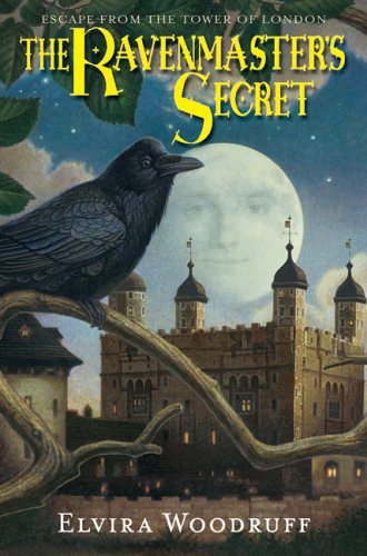 Ravenmaster's Secret Escape from the Tower of London  2005 edition cover
