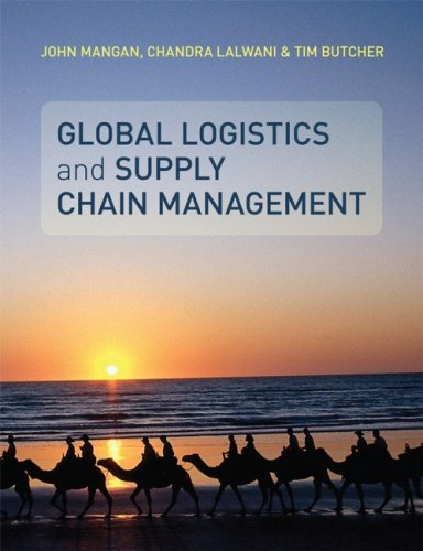 Global Logistics and Supply Chain Management   2008 edition cover