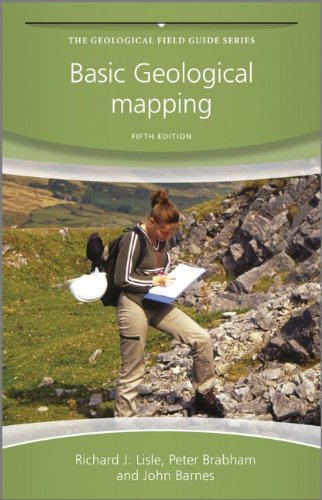 Basic Geological Mapping  5th 2011 edition cover